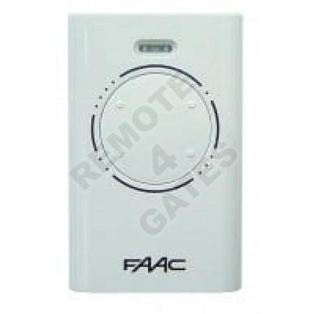Remote control FAAC XT4 868 SLH