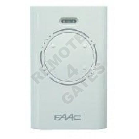 Remote control FAAC XT4 433 SLH