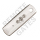 Remote control SOMFY TELIS-1-RTS white