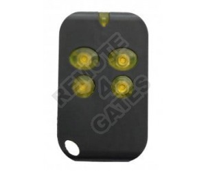 Remote control SENTINEL ACCESS 4C old 2