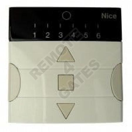 Remote control NICE PLANO 6