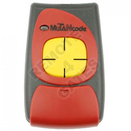Remote control CLEMSA MUTANCODE T4