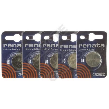 Batterie pack CR2032