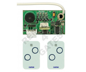 Receiver Kit CLEMSA RNE 248 NT82