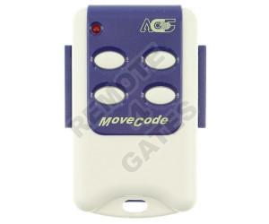 Remote control CELINSA MOVECODE 4