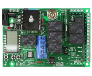 Electronic board BFT SCE MA I098733