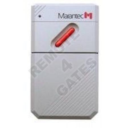 Remote control MARANTEC D101 27.095MHz red