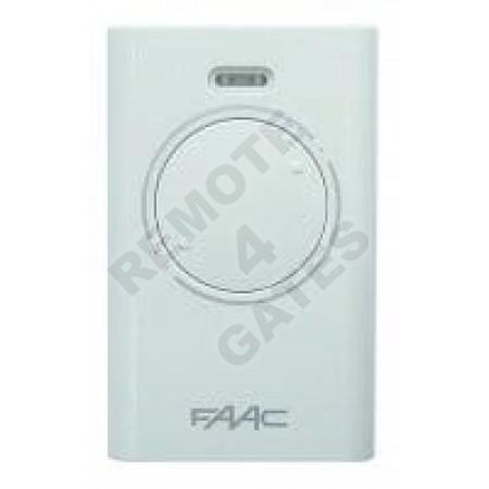 Remote control FAAC XT2 433 SLH