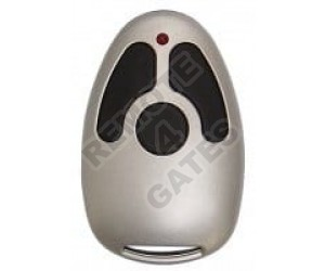 Remote control LEB TPW4S grey