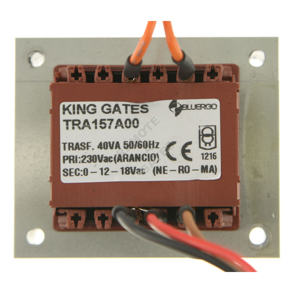 KING-GATES STARG8 AC Transformer