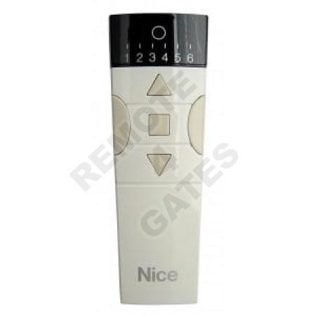 Remote control NICE ERGO 6