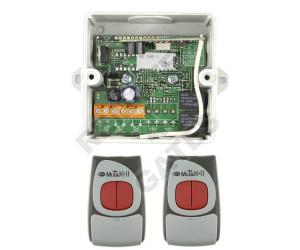Receiver Kit CLEMSA MUTANcode II RE 248 U C N2