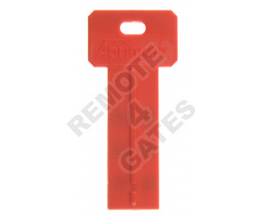 Magnetic key APRIMATIC