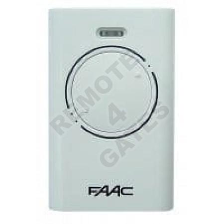 Remote control FAAC XT2 868 SLH