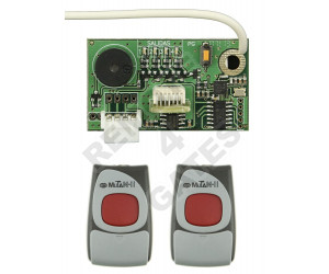 Receiver Kit CLEMSA RNE 248 N1