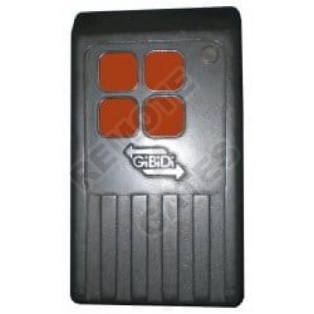 Remote control GIBIDI 26.995-4 old