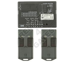 Receiver Kit CARDIN S46 MINI 27.195 MHz