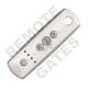 Remote control SOMFY TELIS-4-RTS white