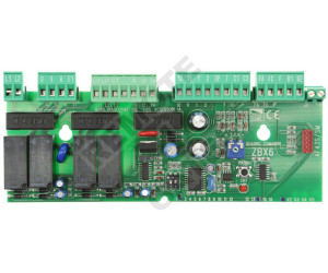 Electronic board CAME ZBX6