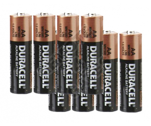Batterie pack Duracell  AA