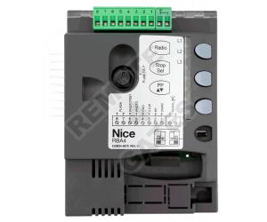 Control unit NICE RBA4