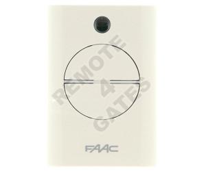 Remote control FAAC XT4 433 RC old