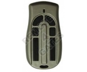Remote control AVIDSEN 104250 black