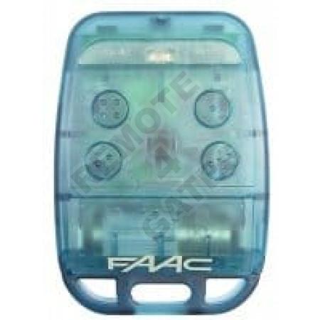 Remote control FAAC TE4433H