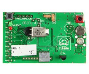 Receiver CLEMSA RMV 1