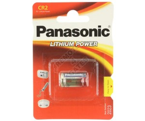 Battery CR2 3V PANASONIC 2023