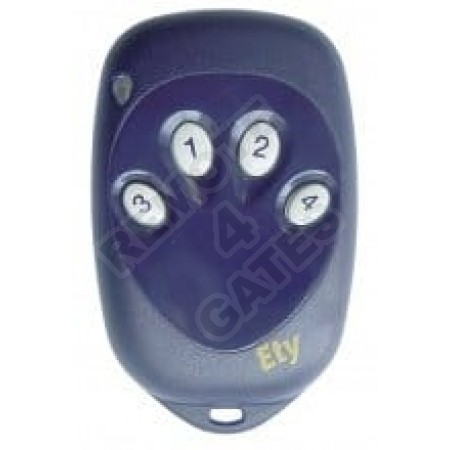 Remote control PROGET ETY4B