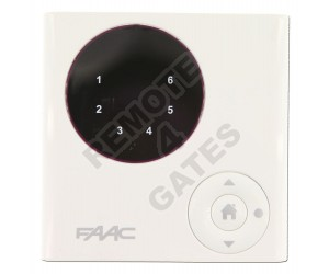 Remote control FAAC T MODE XT6-M 132121