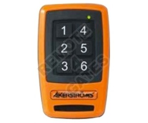 Remote control AKERSTRÖMS SMALL S6