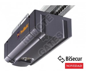 Motor kit HÖRMANN ProMatic Serie 3 Bisecur + Guide Rail K