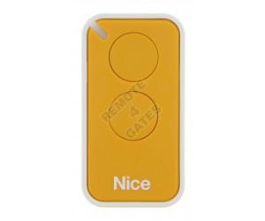 Remote control NICE INTI 2 yellow
