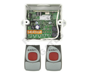 Receiver Kit CLEMSA MUTANcode II RE 248 U C N1