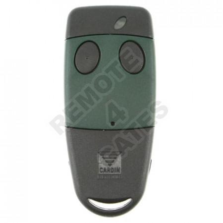 Remote control CARDIN S449-QZ2 green