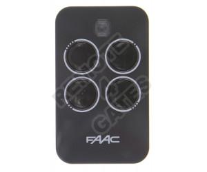 Remote control FAAC XT4 433 RC