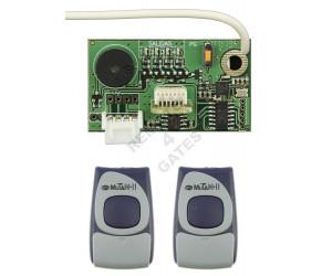 Receiver Kit CLEMSA RNE 248 N81