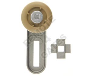 Roller holder with roller HÖRMANN 3027279 / 3027260
