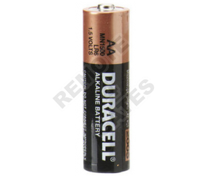 Battery Duracell AA