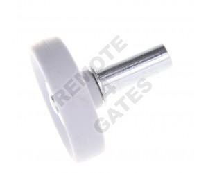 Roller with shaft NOVOFERM ISO 45